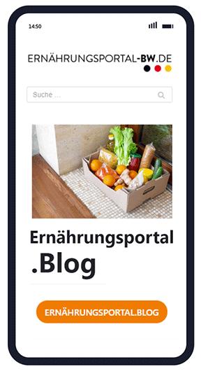 Zum Ernährungsportal Blog